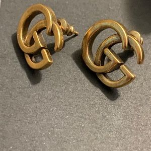 GG Gucci earrings